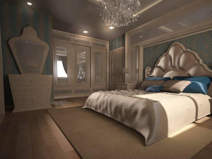 RUBA Tasarım의  침실
