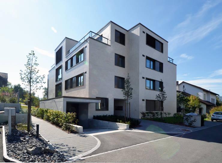 Дома в . Автор – Fröhlich Architektur AG