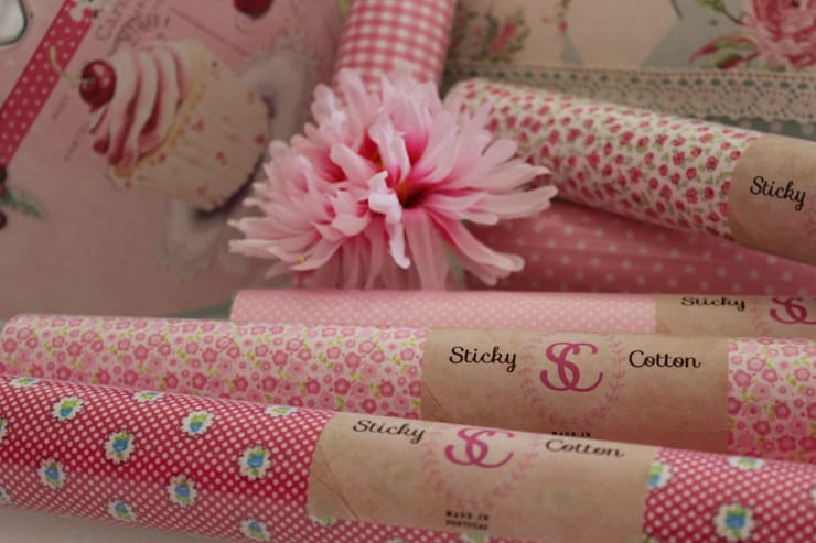STICKY COTTON: Casa  por STICKY COTTON