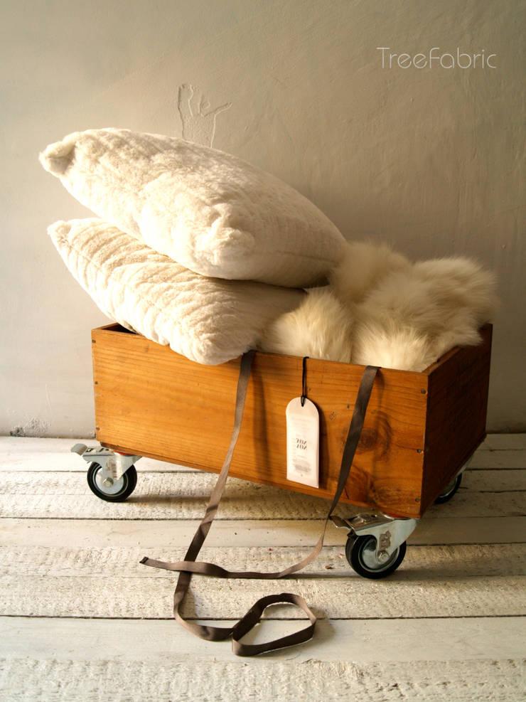 Toy Box: styl , w kategorii Sypialnia zaprojektowany przez Treefabric
