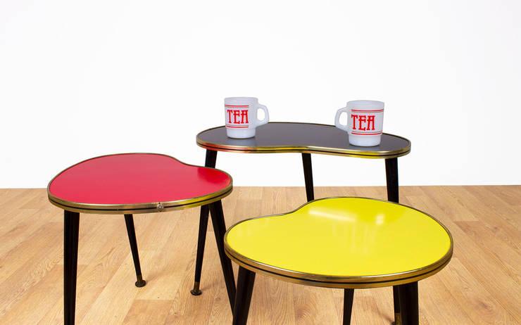 ห้องนั่งเล่น by RetroLicious Ltd