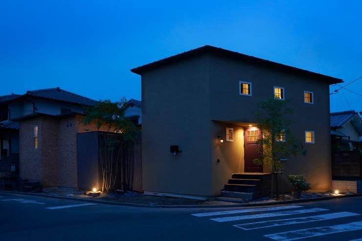 House in Higashikanmaki: Mimasis Design/ミメイシス デザインが手掛けた家です。