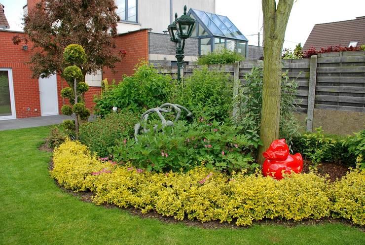 Projekty,  Ogród zaprojektowane przez RVB PAYSAGE