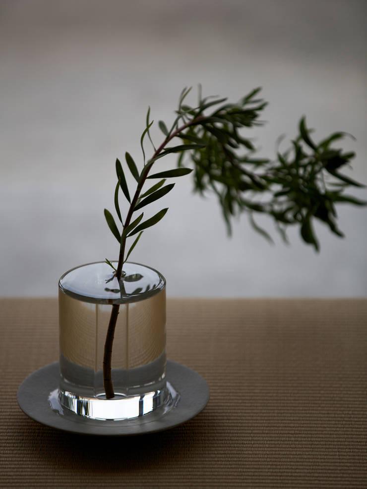 SHALLOWS: Kazunaga Sakashita/CRITIBA DESIGN+DIRECTIONが手掛けたリビングルームです。,