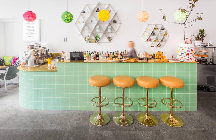 Comedores de estilo  por Baltic Design Shop