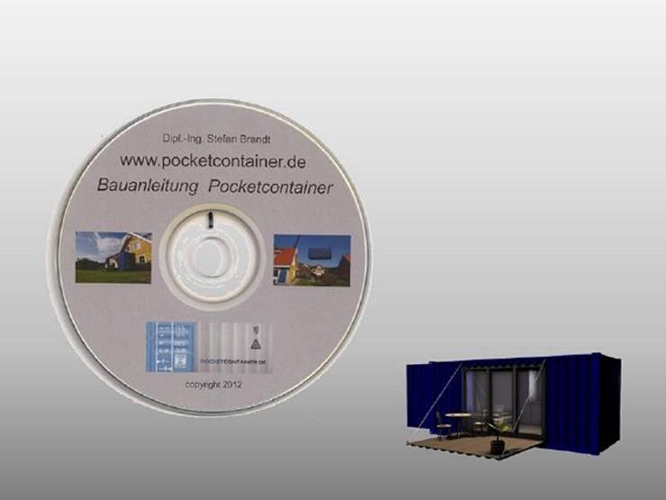Bauanleitung auf CD:   von Stefan Brandt - solare Luftheizsysteme und Warmuftkollektoren