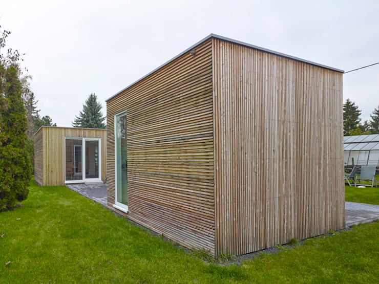 Houses by +studio moeve architekten bda