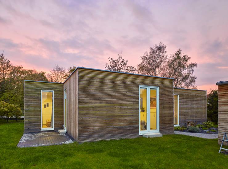 Projekty,  Domy zaprojektowane przez +studio moeve architekten bda
