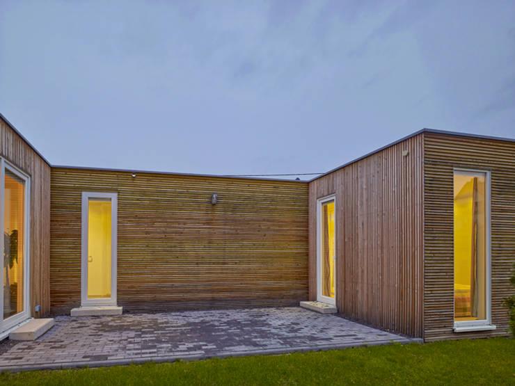 Projekty,  Taras zaprojektowane przez +studio moeve architekten bda