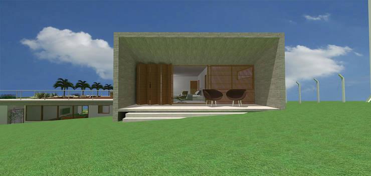 casa hc: Casas  por grupo pr | arquitetura e design