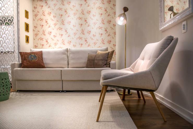 Sala : Salas de estar  por Falchetti Concept