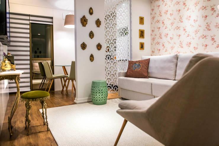 Sala: Salas de jantar  por Falchetti Concept
