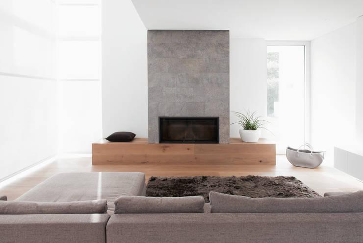 Livings de estilo  por Diemer Architekten