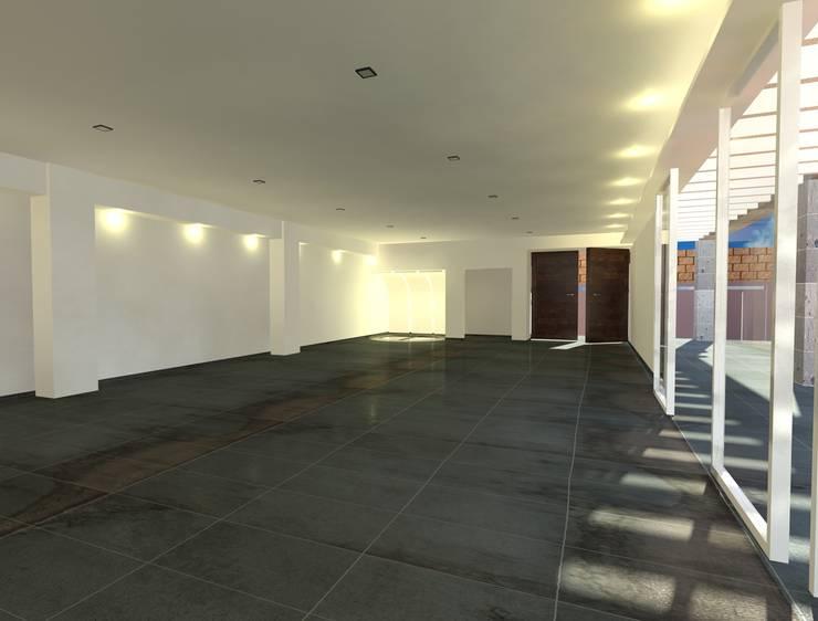 Anexo casaFausto: Salas multimedia de estilo  por CESAR MONCADA S