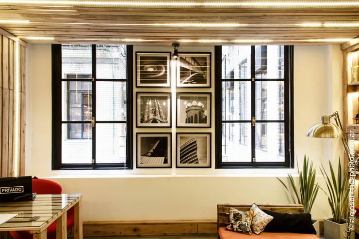 Projekty,  Okna zaprojektowane przez G7 Grupo Creativo