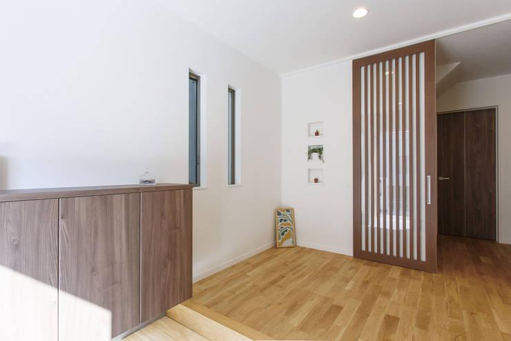 Koridor dan lorong by 福島工務店株式会社