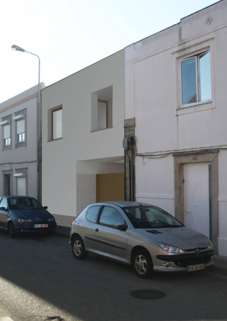 CASA PÓVOA :   por Moura Martins Arquitectos