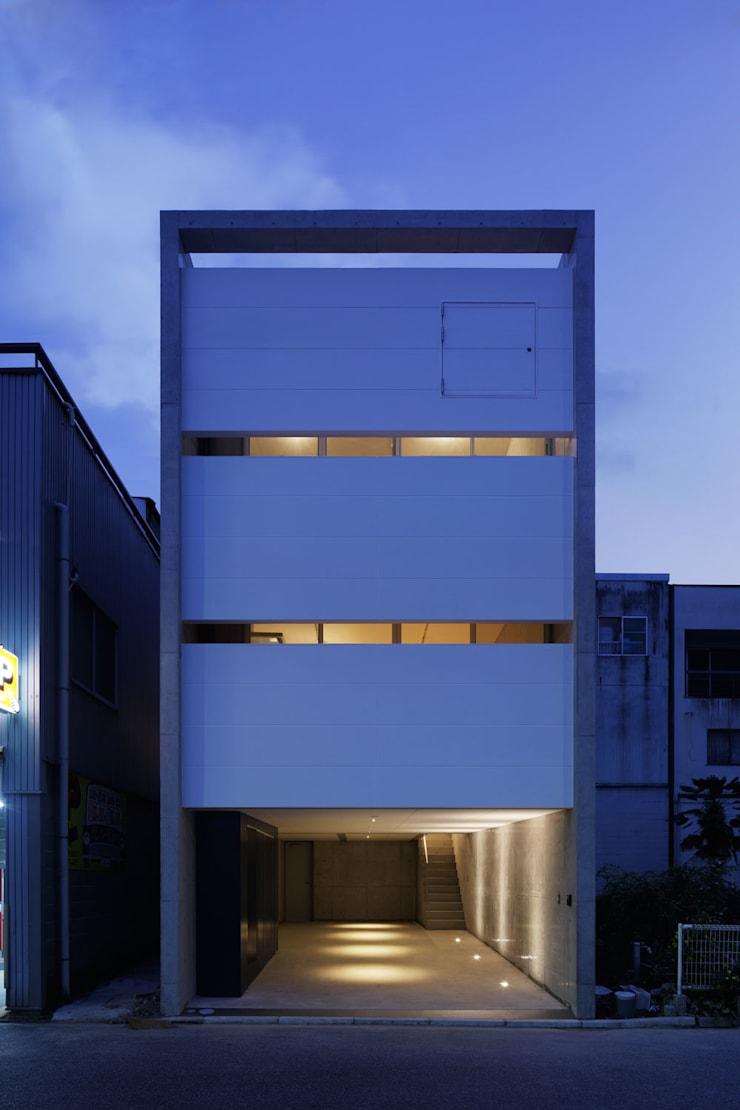 house-T: 株式会社CAPDが手掛けた家です。