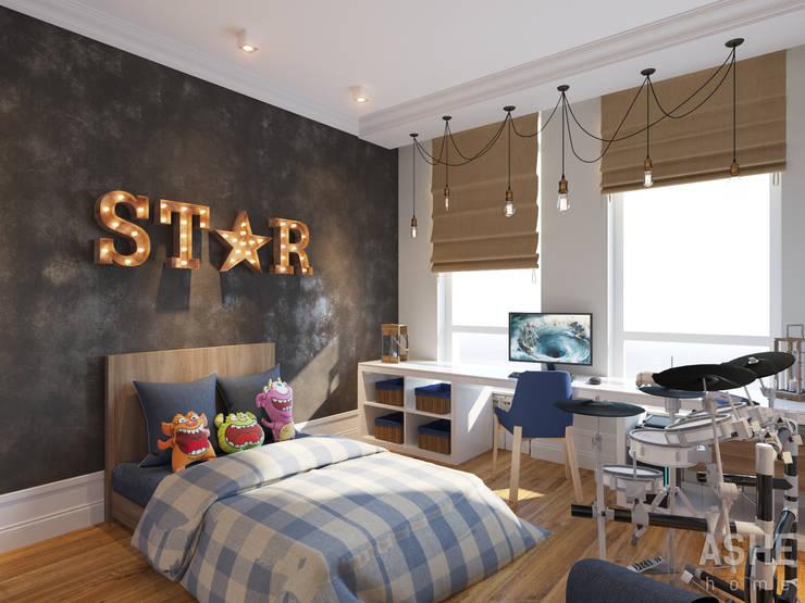 Chambre d'enfant de style  par Студия авторского дизайна ASHE Home