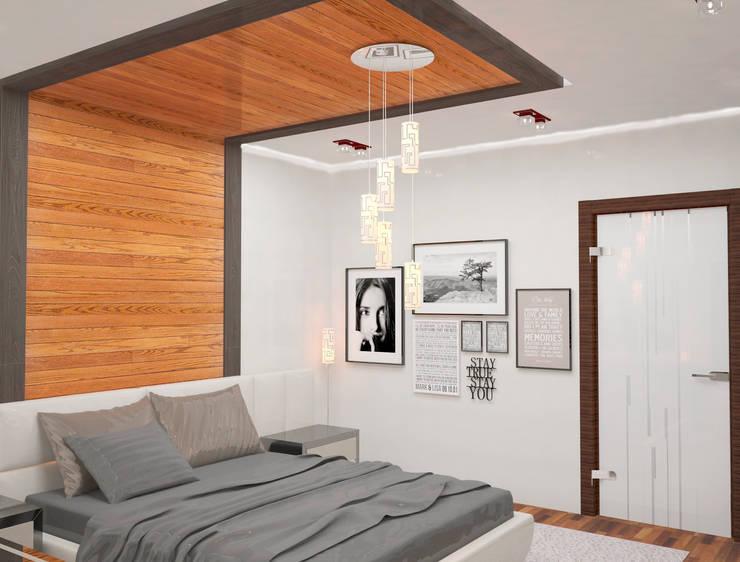 Cuartos de estilo minimalista por DONJON