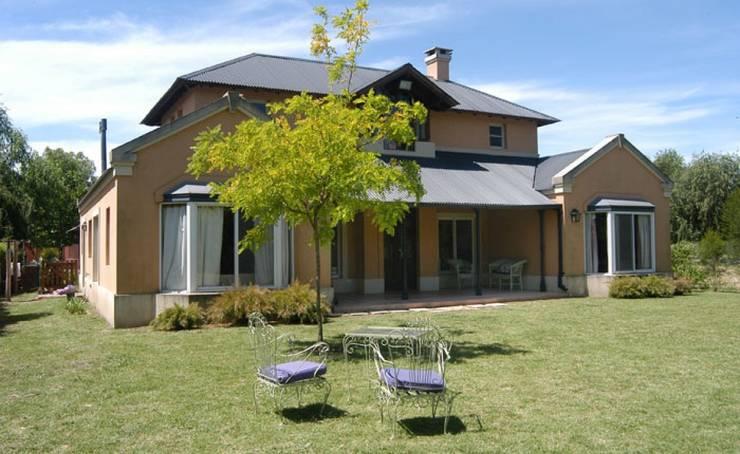 สวน by Radrizzani Rioja Arquitectos