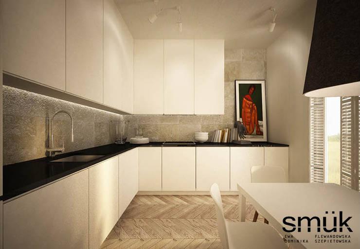 Kuchnia: styl , w kategorii Kuchnia zaprojektowany przez SMUK