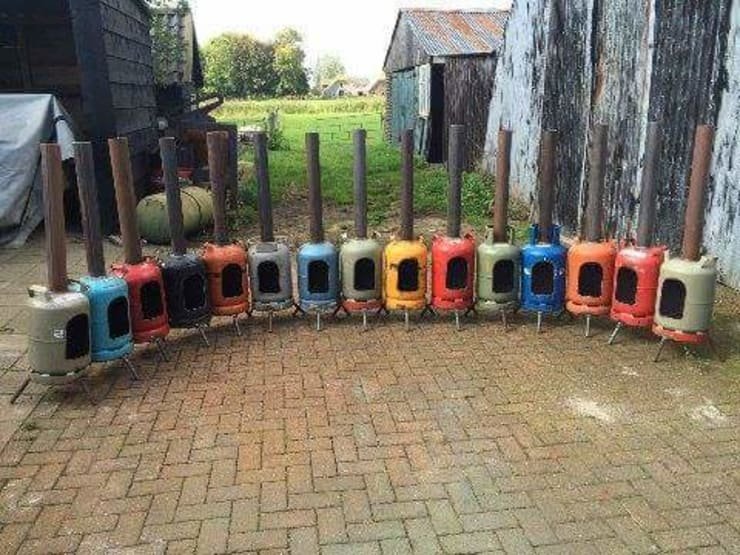 Upcyclen:   door Funky furniture