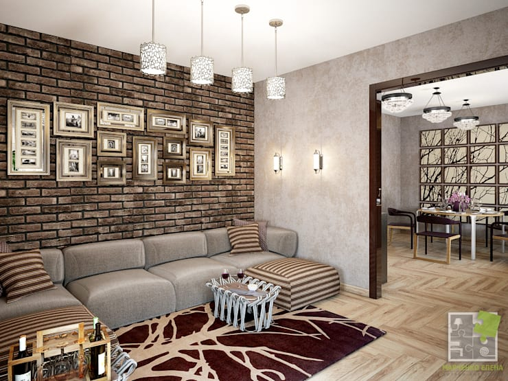 Ruang Keluarga by Елена Марченко (Киев)