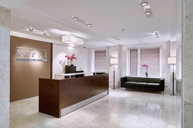 مكاتب ومحلات تنفيذ ANIMA , حداثي