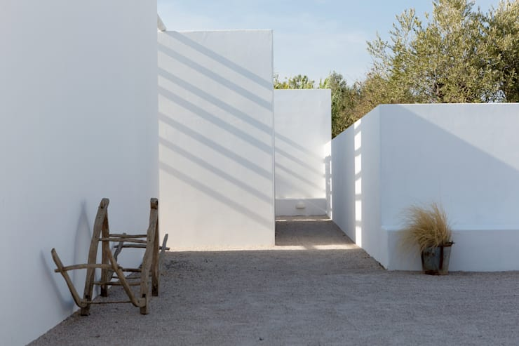 Projekty,  Domy zaprojektowane przez atelier Rua - Arquitectos