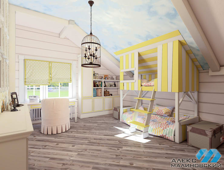 Nursery/kid's room by  Александр Малиновский