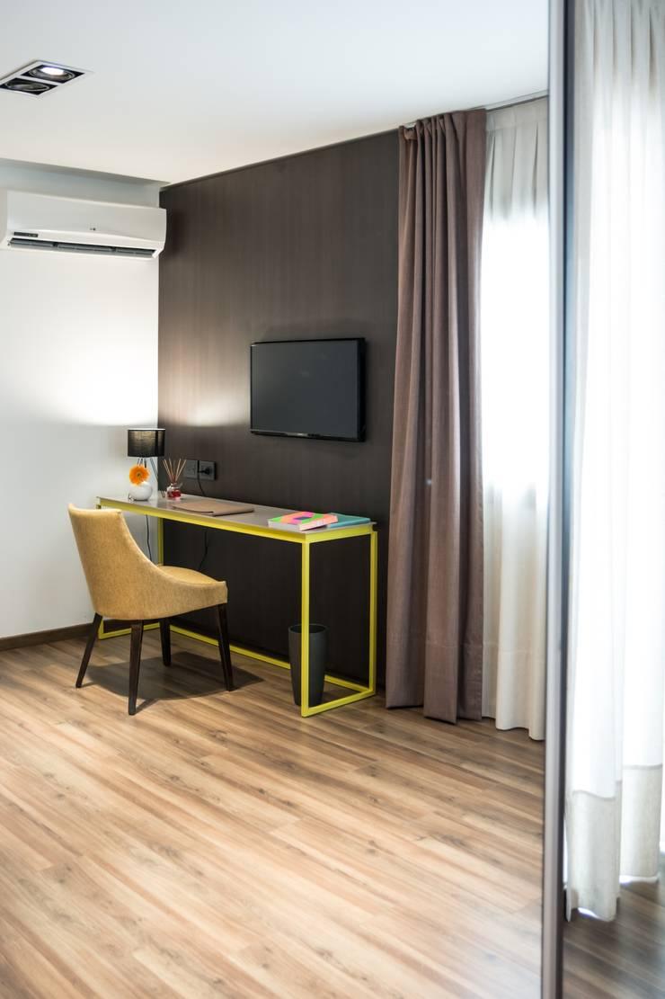 Hotels by CAPÓ estudio, Modern