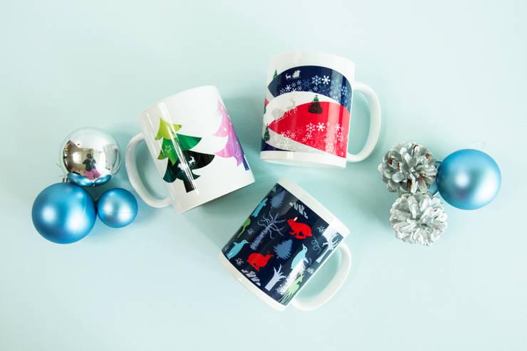 메리 크리스마스: 블루케의  주방