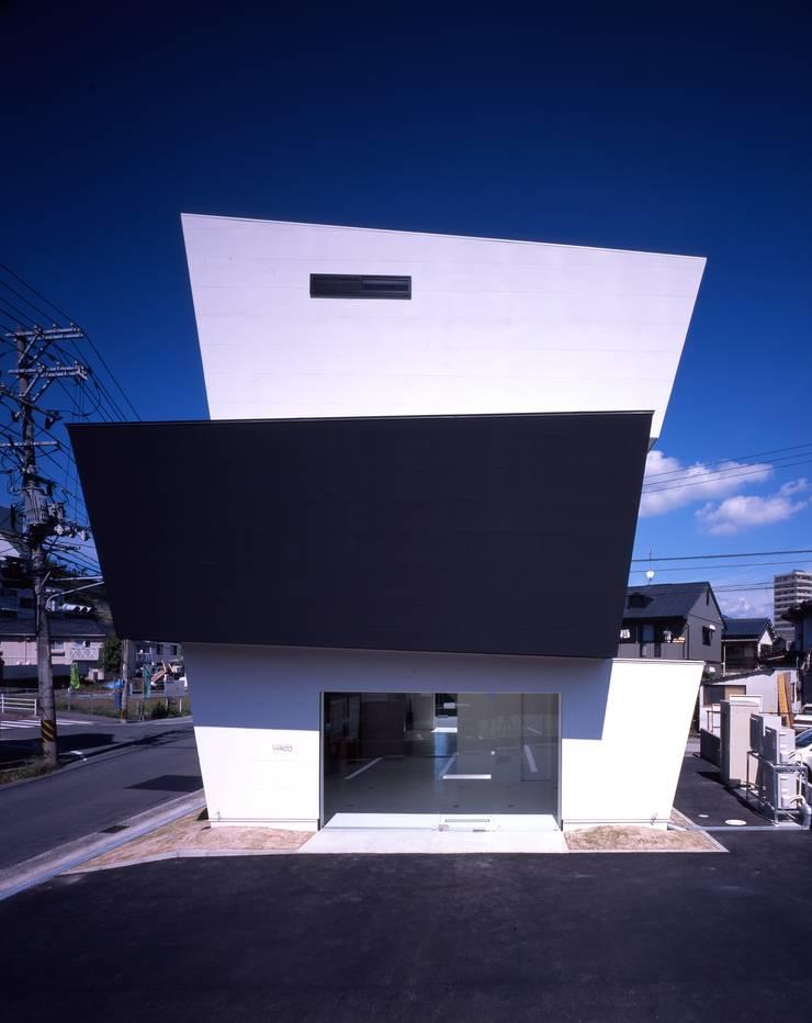 3Dan Box: 株式会社CAPDが手掛けた家です。