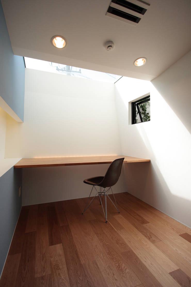 3Dan Box: 株式会社CAPDが手掛けた書斎です。