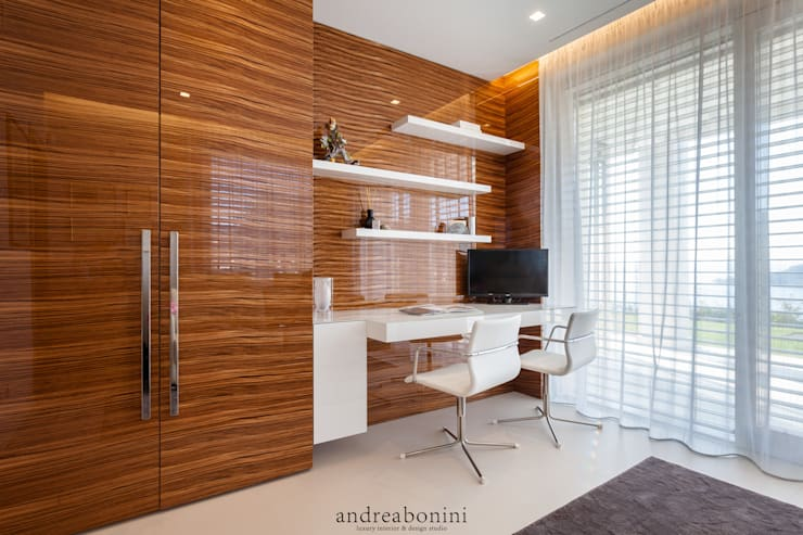 Ruang Multimedia by Andrea Bonini luxury interior & design studio