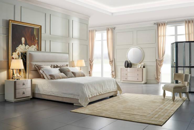 Dormitorios de estilo  por Fratelli Barri, Clásico