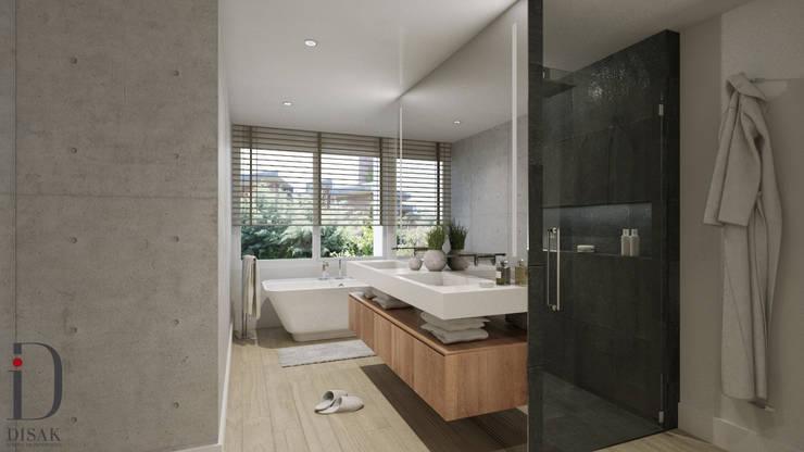 Kamar Mandi oleh Disak Studio , Modern