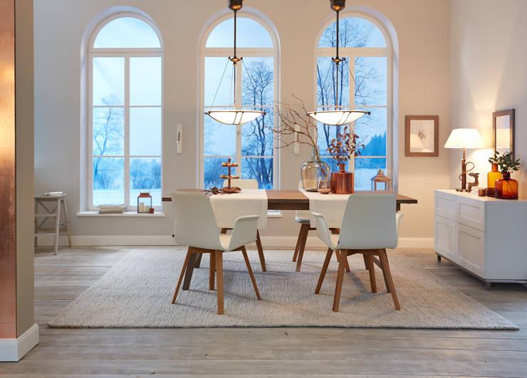 Comedor de estilo  por KwiK Designmöbel GmbH