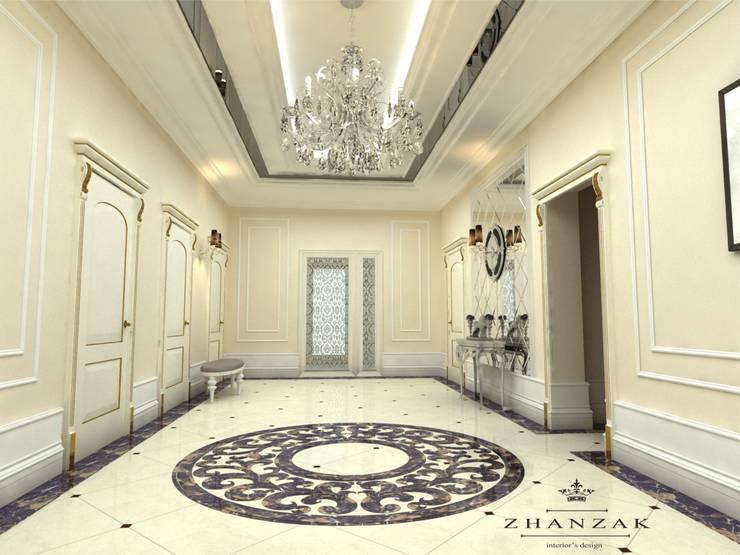 Corredores e halls de entrada  por ZHANZAK