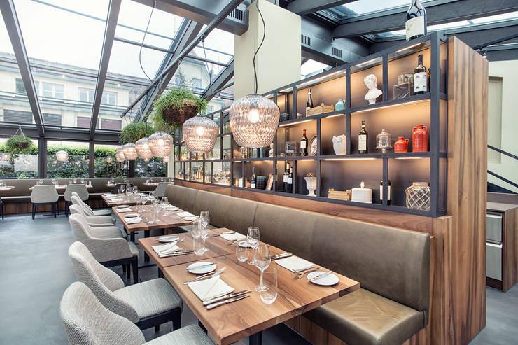 Gastronomie von Dyer-Smith Frey