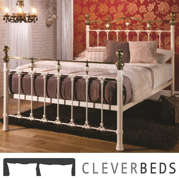 Bedroom by Cleverbeds Ltd
