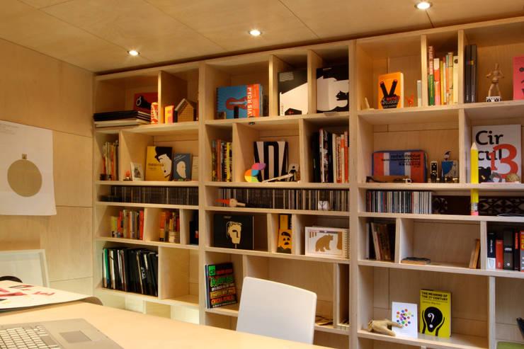 Oficinas de estilo  por ecospace españa