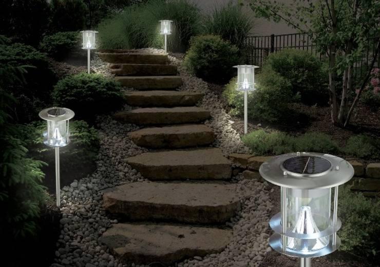 Projekty,  Ogród zaprojektowane przez Solarlichtladen.de