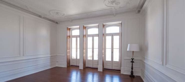 Sala principal:   por Miguel Ferreira Arquitectos