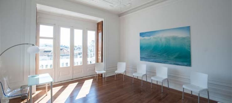 Reabilitação em Lisboa:   por Miguel Ferreira Arquitectos