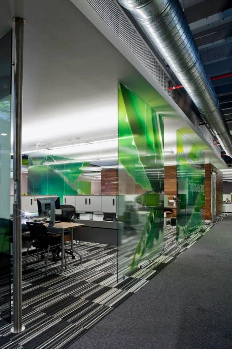 Microsoft: Oficinas y tiendas de estilo  por Yo sé