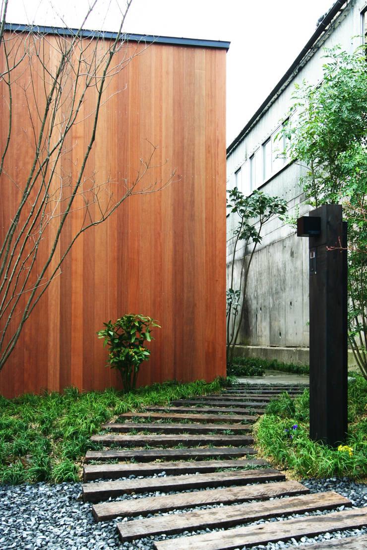 House in Yamatokoriyama: Mimasis Design/ミメイシス デザインが手掛けた家です。