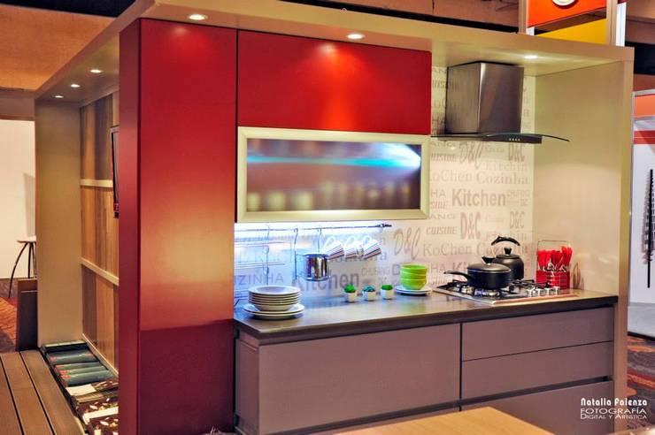 Cocina Contemporánea: Cocinas de estilo  por D&C Interiores