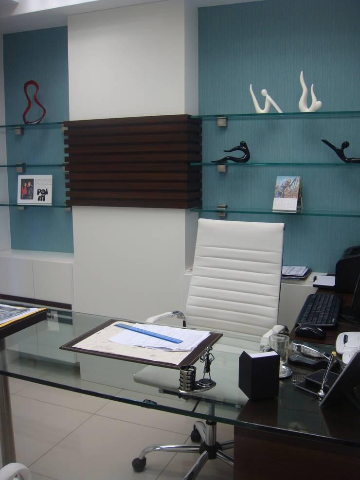 Bürogebäude von Catharina Quadros Arquitetura e Interiores,